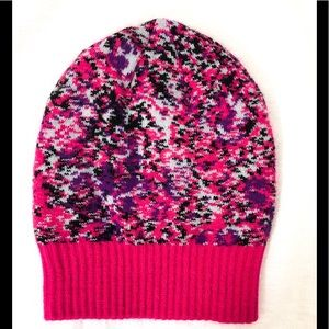 ❤️ 3/20 pink knit hat